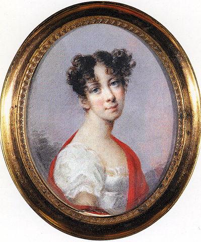 Вяземская, Вера Федоровна — жена
