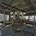 Verbouwing werkzaamheden, op het dak van het badpaviljoen - Domburg - 20378335 - RCE.jpg