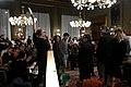 Veronika Hlawatsch, Hjalti Bager-Jonathansson, Bernhard Bamberger, Bernhard Maisch u.a. - Abend der Nominierten zum Österreichischen Filmpreis 2014.jpg