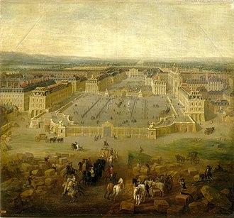 Pierre-Denis Martin (1663–1742) - Image: Versailles Pierre Denis Martin