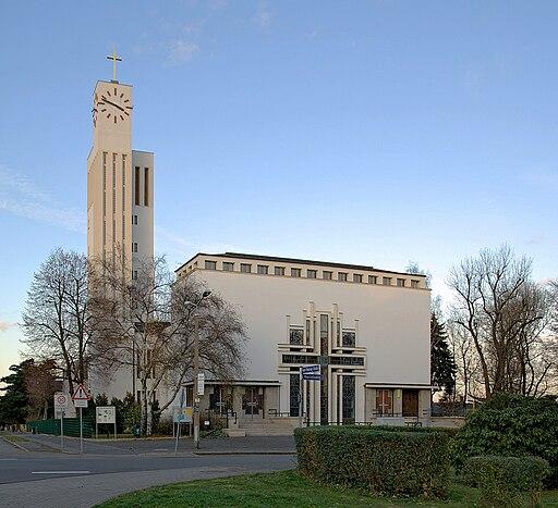Versoehnungskirche Leipzig Gohlis