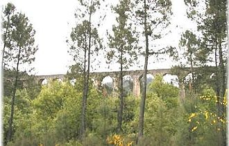 Banne - The Doulovy Viaduct