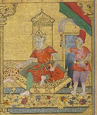 Vibhishana as King of Lanka.jpg