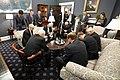 Vice President Pence meets with the Coronavirus Taskforce (49596321336).jpg