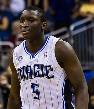 Victor Oladipo - Oladipo with the Magic in 2013