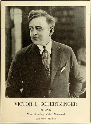 Victor Schertzinger - Advertisement (1919)