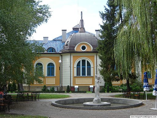 Vidin-Sky house