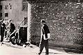 Vidkun Quisling i arrest på Akershus festning, 1945. (8612497637).jpg