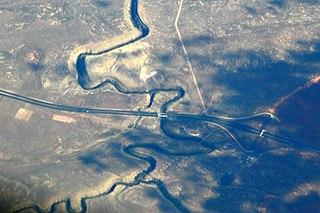 Canyon Diablo (canyon) canyon north of Two Guns in Northern Arizona