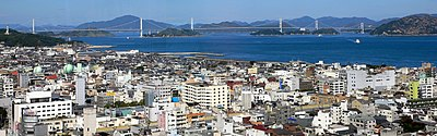 View of Imabari.jpg