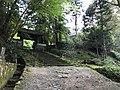 View of Sammon Gate of Yomeiji Temple.jpg