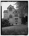View of Walker-Ames House, house no. 1, facing south. - Walker-Ames House, Rainier Avenue, Port Gamble, Kitsap County, WA HAER WA-160-5.tif