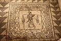 Villa Armira - Central Floor Mosaic in the National Historic Museum Sofia PD 2012 51.JPG