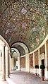 Villa giulia, portici con affreschi di pietro venale e altri, 03.jpg