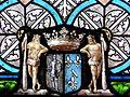 Villamblard église vitrail détail (3).JPG