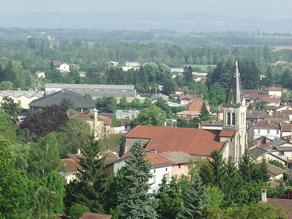 Photo de la ville Villieu-Loyes-Mollon