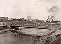 Vilnia, Vialla, Zialony most. Вільня, Вяльля, Зялёны мост (T. Chodźka, 1905).jpg