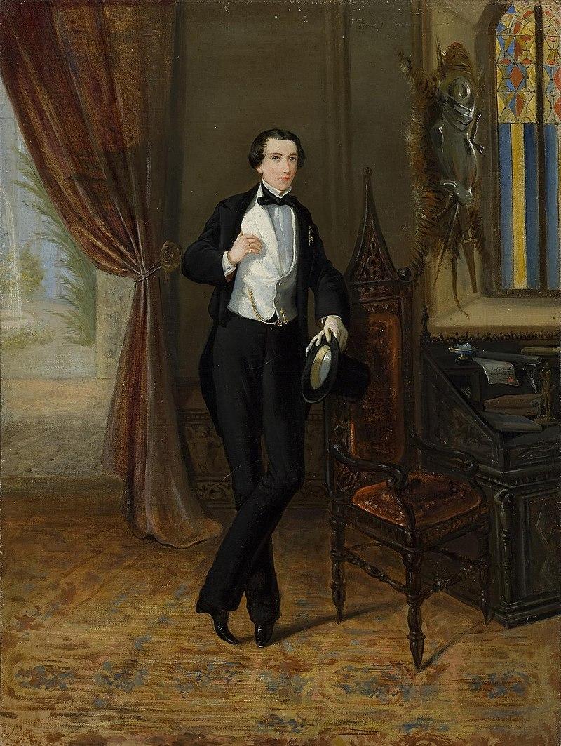Винченцо Петрочелли, Эрмитаж, Портрет молодого князя Н.Б. Юсупова.jpg