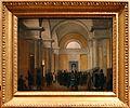 Vincenzo abbati, interno di palazzo san giacomo a napoli, 1830 ca. 01.JPG