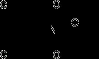 Methyl vinyl ketone - Vinclozolin is a commercial fungicide prepared using MVK.