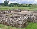 Vindolanda Roman Fort ruins - geograph.org.uk - 533873.jpg
