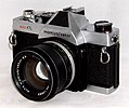 Vintage Mamiya-Sekor Auto XTL 35mm SLR Camera, Made In Japan, Circa 1971 (35717342022).jpg