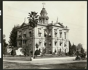 Tulare County Courthouse (1912)