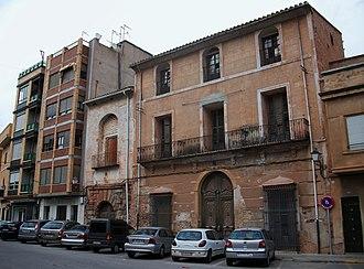Betxí - Image: Vista general del palau de Betxí, Plana Baixa, País Valencià