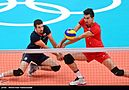 Volleyball, match between Iran and Egypt at the Olympic Games in 2016 14.jpg