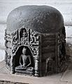 Votive Stupa - Pala School - Circa 11th Century CE - Bodhgaya - Bihar - Indian Museum - Kolkata 2013-04-10 7818.JPG