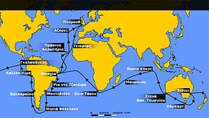 Darwins second voyage - wikipedia