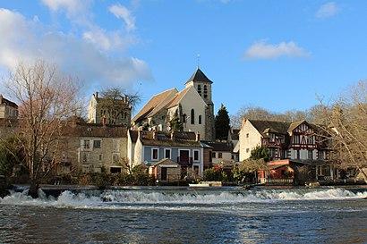 Comment aller à Montigny-Sur-Loing en transport en commun - A propos de cet endroit