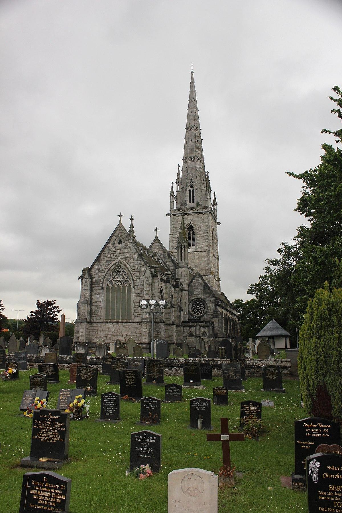 church bodelwyddan marble wikipedia wales