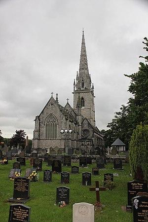 Marble Church, Bodelwyddan - St Margaret's Church
