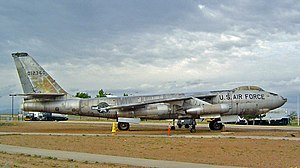 New Look (policy) - The B-47 long-range bomber was the mainstay of U.S. deterrence during most of the New Look.