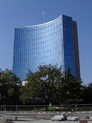 World Intellectual Property Organization HQ in...
