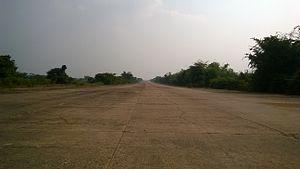 RAF Amarda Road - concrete runway