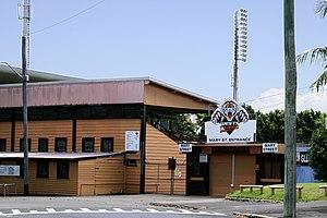 Lilyfield, New South Wales - Image: W Tstadium
