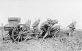 WWI German stormtroopers pulling field gun.png