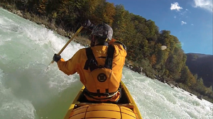 Canoeing - Whitewater canoe