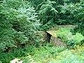 Wałbrzych, mury obronne, oporowe i graniczne z basztami, bramami, mostami i tarasami7.JPG