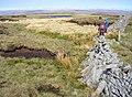 Wall on Baugh Fell - geograph.org.uk - 416476.jpg