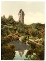 Wallace Monument, Stirling, Scotland-LCCN2002695057.tif