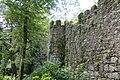 Walls of Moorish Castle - Sintra - Portugal (4636255484).jpg