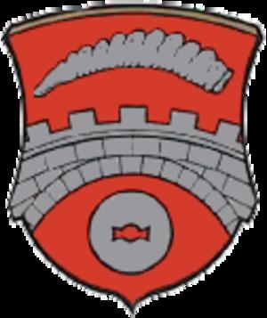 Bruckmühl - Image: Wappen Bruckmuehl