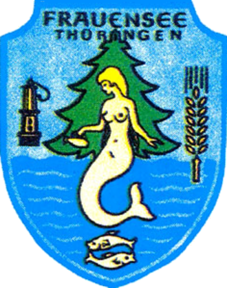 Frauensee - Image: Wappen Frauensee