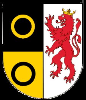Schwörstadt - Image: Wappen Schwoerstadt