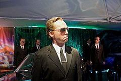 Warner Brothers VIP studio tour - Matrix mannequins (2862323128).jpg photocredit/thanks:wikiwand