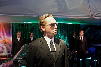 Agent Smith - Smith and other Agents as mannequins