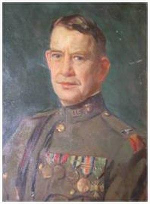 Warren Whitside - Colonel Warren Webster Whitside